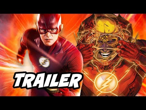 The Flash Season 5 Trailer 2 - Official New Suit and New Reverse Flash thumbnail