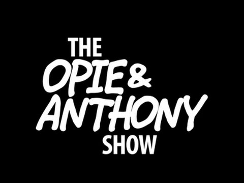 Sharon & Ozzy Osbourne, Chris Rock & The Opie and Anthony Dec 18, 2014