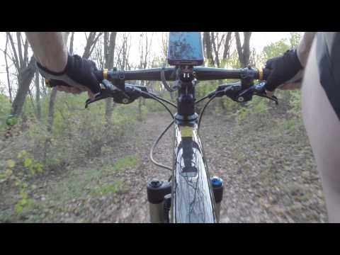 Kishwaukee River Forest Preserve Bike Trails