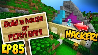 Download Lagu BUILD PRETTY HOUSE OR PERM BAN!! Minecraft Hacker Trolling EP85 Gratis STAFABAND