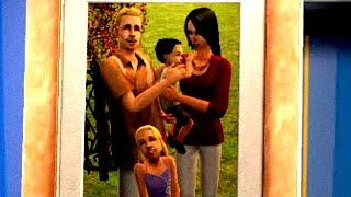 The Sims 2 - Family Portrait
