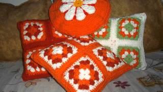 Como Unir Cuadros Para Cobija De Bebe Con Crochet   Consejos De ...