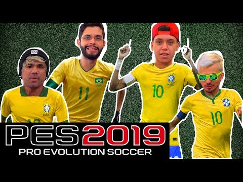 Watching video DESAFIO PES 2019 - DIVIDINDO CONTROLE