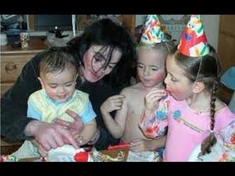 Michael Jackson childrens agitations-  TV5