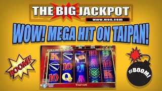 Download 💣 WOW! 💣 Raja Hits a HUGE JACKPOT on TAIPAN 🐍 3Gp Mp4