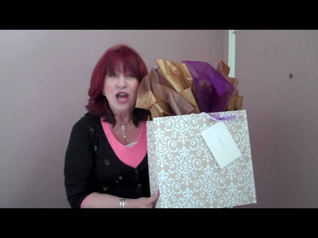 Cynthia Rowland Participates in Oscar Nominee Gift Bags