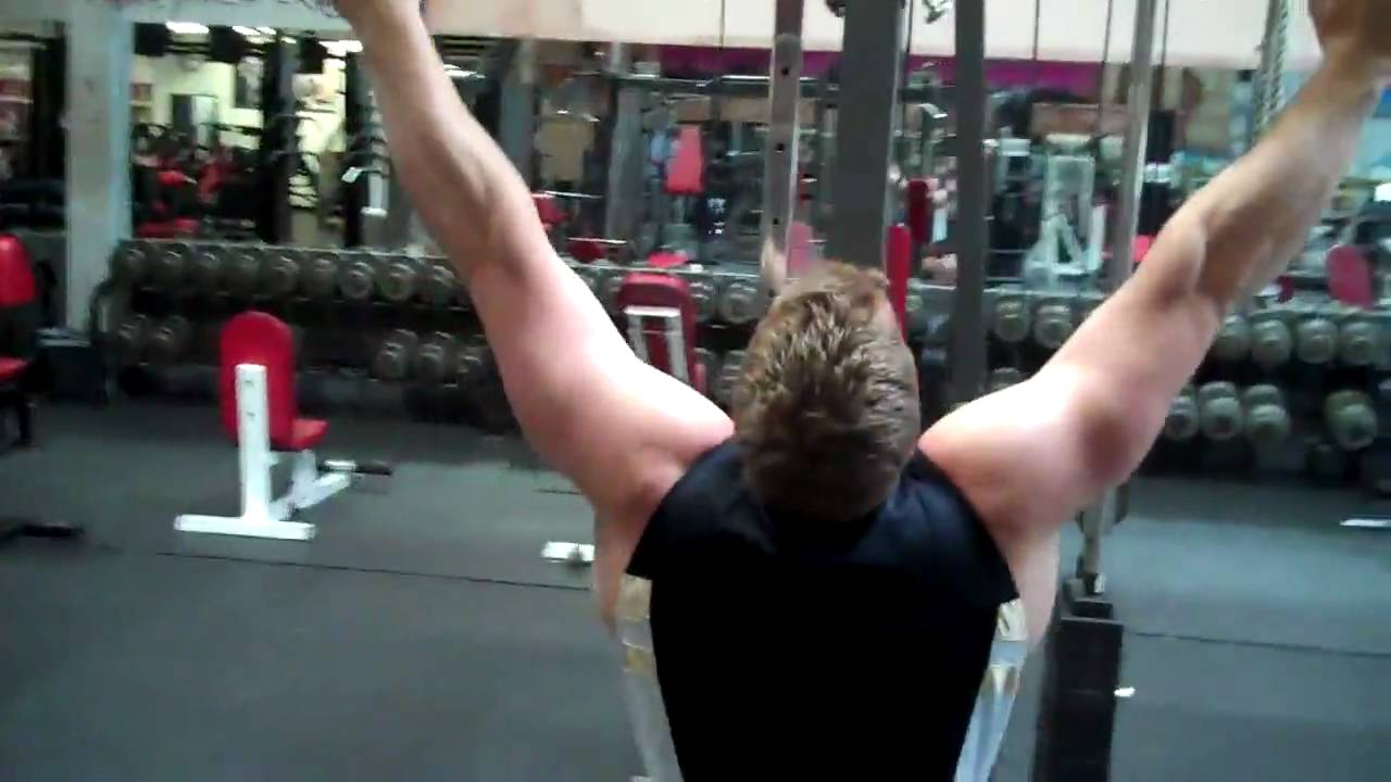 Fit True- Lat Pull Down and Underhand Pull Down - YouTube
