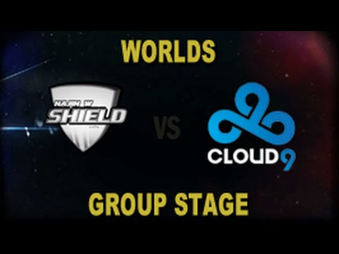 NWS vs C9 - 2014 World Championship Groups C and D D2G3