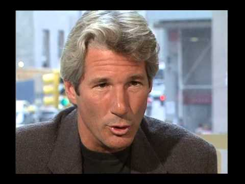 Richard Gere interview