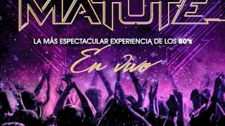 Matute Walk The Dinosaur, All Night Long, Conga, Celebration En Vivo