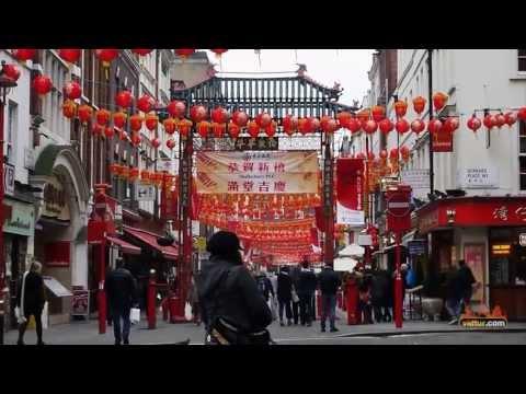London Chinatown – a glimpse of ...