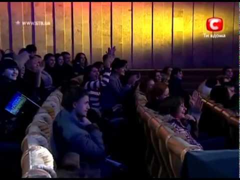 Украина мае талант 2 - Оксана Самойлова (Харьков)