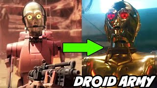 Episode 9: C-3PO Will Bring Back the Droid Army - Star Wars Theory