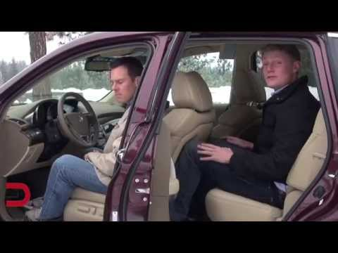 Acura  Review on Rear View Mirror  2013 Acura Mdx Vs 2013 Acura Rdx