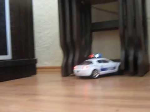 polis arabası video oyuncak