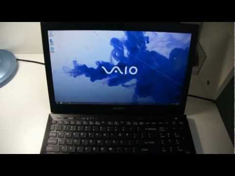 [Sony] Vaio S Series 2012 Unboxing [SVS15116GGB] [15.5 Inches] [Ivy Bridge]
