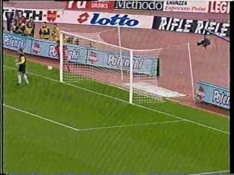 7° Giornata del Campionato 1997-1998 Goals : 47' R.Mancini (LAZIO) 57' P.Casiraghi (LAZIO) 84' P.Nedved (LAZIO) 91' M.Delvecchio (ROMA)