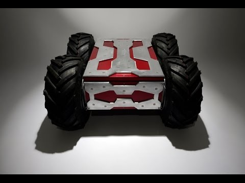 The Super Mega Bot Robotic Platform
