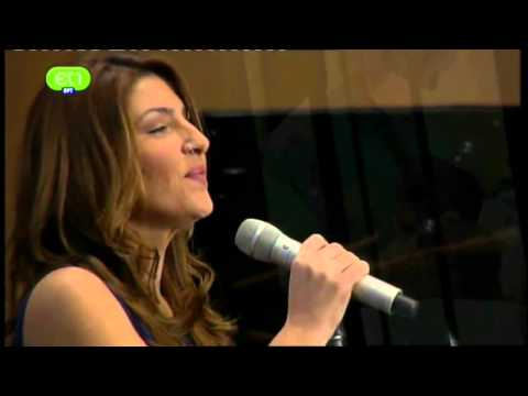 Helena Paparizou - Imagine (Unplugged) (30th Athens Classic Marathon Gala, 2012)