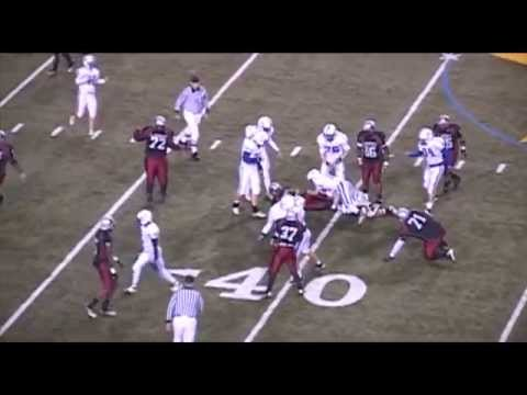 Walton High School Football Playoff #3 of 2007