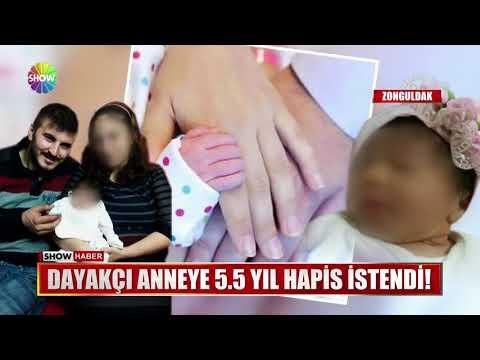 Dayakçı anneye 5.5 yıl hapis istendi!