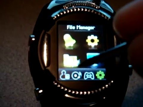 Mobile Watch Phone Review IPhone Killer ?