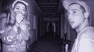 OVERNIGHT AT USA's MOST HAUNTED ABANDONED HOSPITAL! (Warning: Incredibly Scary)