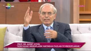 Prof Dr Ahmet Aydndan salkl yaam bilgileri