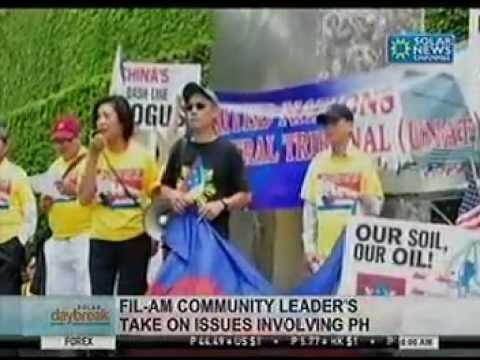 042914 Loida Nicolas Lewis on President Obama's Visit and PH-US-China Relations