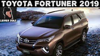 Toyota Fortuner SW4 2019