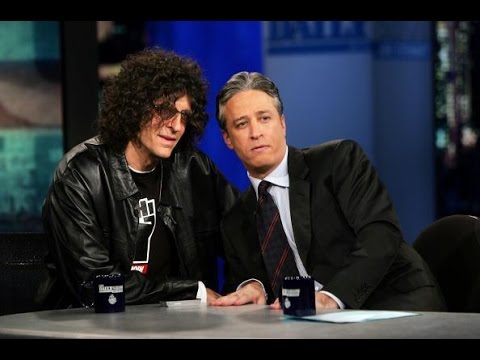 Jon Stewart & Howard Stern On Conservative Pundits