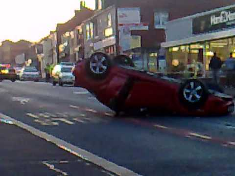 MAZDA RX8 CRASH ROCHDALE Music Videos