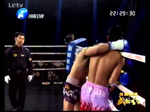 WLF world championship decider : Sanshou vs Muay Thai Image 1