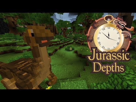 Minecraft Jurassic Depths Gameplay Review