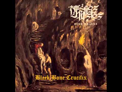 Necros Christos - Black Bone Crucifix