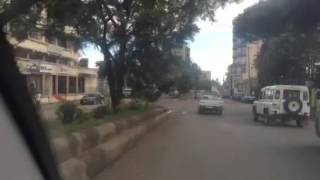 Negligent driver of Addis Abeba , Ethiopia