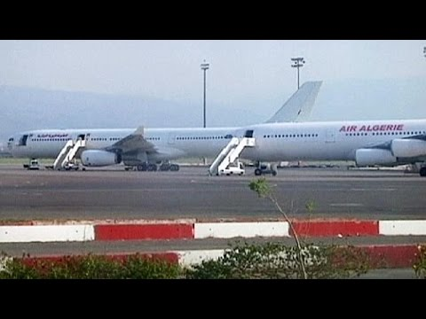 No survivors in Algeria passenger plane crash