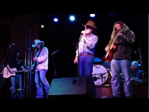 Billy Joe Shaver with Jamey Johnson and Shooter Jennings