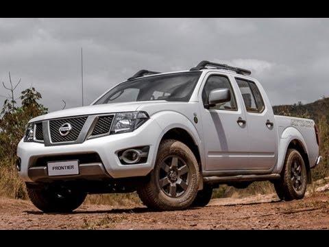 Nissan Frontier 2013 - Vrum-Carro News