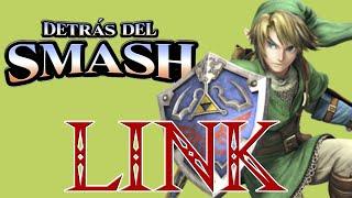 Detrás del Smash: Link