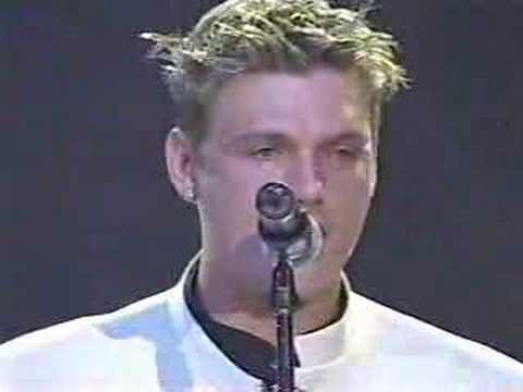 nick carter- i need you tonight