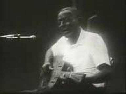I'm leavin' you - Son House (clip)