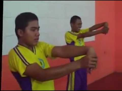 Teknik Dasar Badminton video