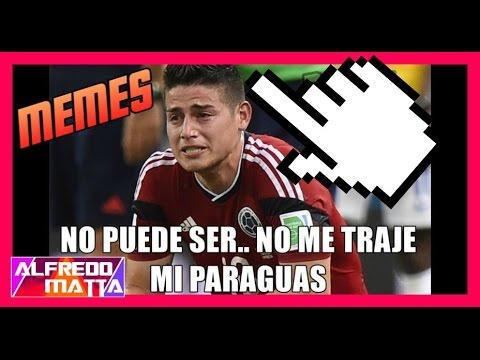 Copa America Centenario 2016: MEMES COLOMBIA VS CHILE 2016