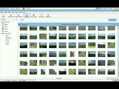 F-Spot Photo Manager