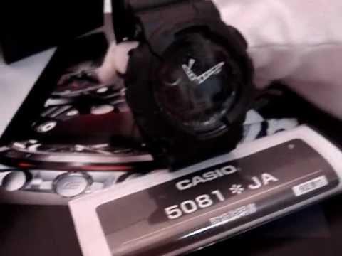 Casio edifice eqw m1100dc 1a1jf for Pro trek abc watch prw 3100t