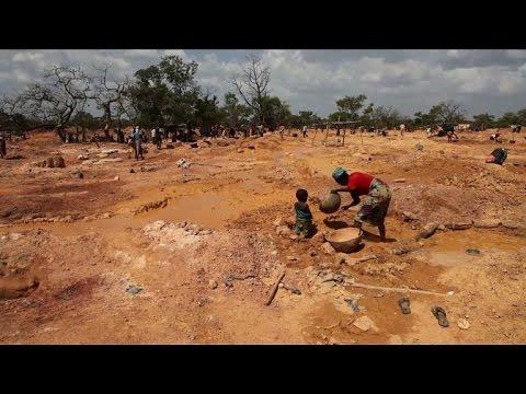 Mali: l'orpaillage traditionnel connaît un regain d'activité
