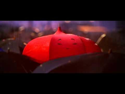 Blue Umbrella Disney First Look The Blue Umbrella