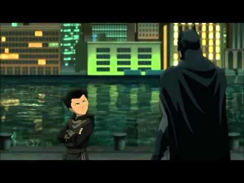 Son of Batman Trailer - 2014 Dc Universe Movie