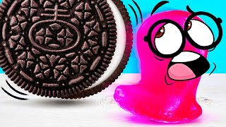 GIANT OREO TREAT for Slime Sam